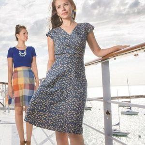 Mata Traders Fiona Faux Wrap Dress